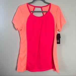 Marika Pink Workout Top